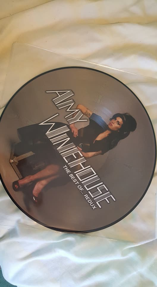 Buy this rare Amy Winehouse record by clicking here