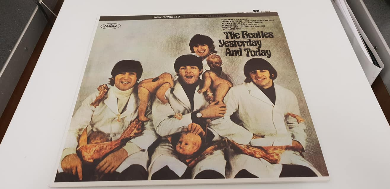 Beatles - Yesterday And Today (Coloured Vinyl) LP Record Vinyl