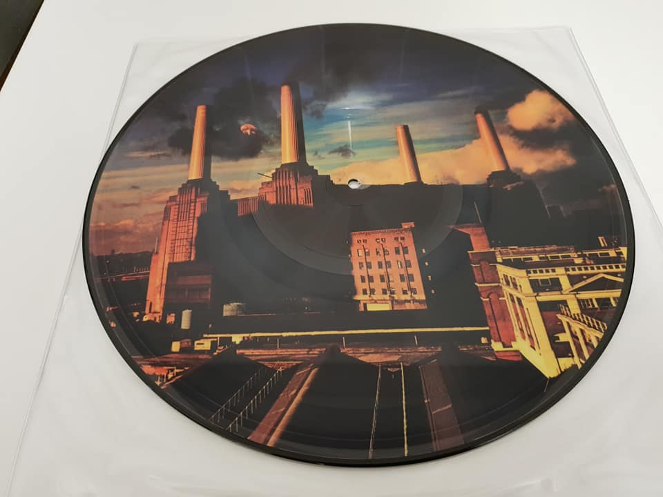 Pink Floyd - Animals (Picture Disc) LP Record Vinyl