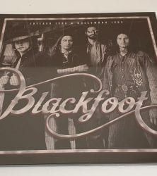 Buy this rare Blackfoot record by clicking here