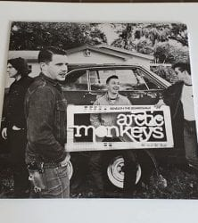Buy this rare Arctic Monkeys record by clicking here