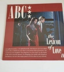 Buy this rare ABC record by clicking here